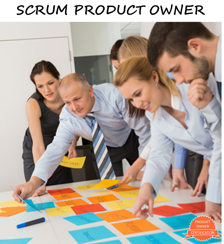 Product Owner Training Certification Agile Scrum
