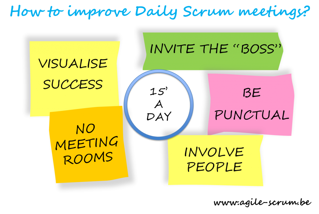 Daily-Scrum-Agile-Scrum-Belgium-Training