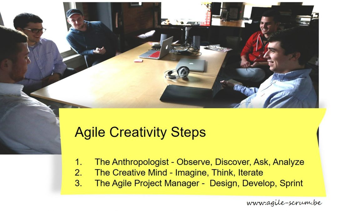 Agile Project Management and Agile Creativity